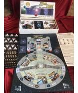 Vtg 1993 Star Trek Next Generation Interactive VCR Board Game Klingon Ch... - $28.04