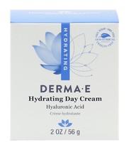 Derma E Hydrating Day Cream, 2 Oz w Hyaluronic Acid - NEW in Box - $17.81