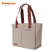 KingCamp Portable Camping Lunch Cooler Bag for Single 31*16*27cm School ... - $59.76