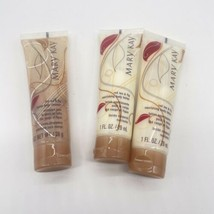 Mary Kay Body Lotion & Loofah Body Cleanser In Red Tea & Fig - 1 Fl Oz Each - $12.17