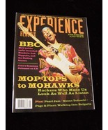 Jimi Hendrix Exprerience May/June 1998 - $16.99