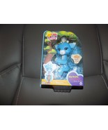 FINGERLINGS BABY GIRAFFE LIL G  Blue Interactive 40+ Sounds -New - $20.00