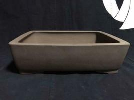 Tokoname ware Bonsai Pot Kisen 38cm Thread Yes Used - $249.47