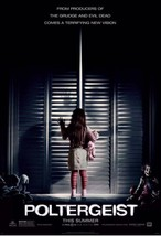 Poltergeist 2015 Original Double Sided Movie Poster 27x40 - $23.00