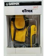 Garmin eTrex GPS Unit Yellow 010-00190-00 - $59.39