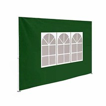 PCAFRS 10X10 UV Canopy Tent Wall Green - $17.06