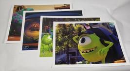 Disney Exclusive Commemorative Lithographs Monsters University 2013 (Set... - $19.80