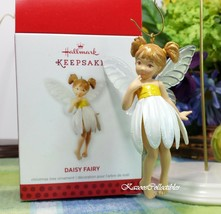 Hallmark Fairy Messenger Daisy ornament 2013 #9 in series - $17.95
