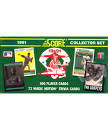 Score 1991 Baseball Factory Set (Sealed) - $9.99