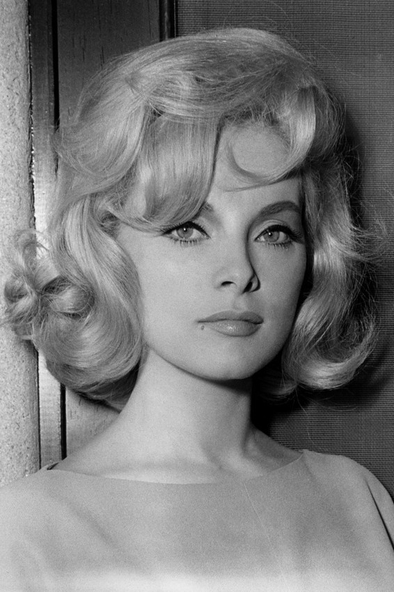Primary image for Virna Lisi gorgeous blonde haired pose 1964 18x24 Poster