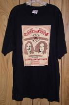 James Taylor Carole King Concert T Shirt Troubadour Reunion 2010 Hollywo... - $49.99