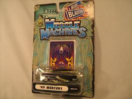 1:64 Scale Car Muscle Machines '49 Mercury 2003 [Y24] - $11.97
