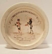 Antique Royal Doulton Simple Simon Nursery Rhyme Child Baby Porcelain Di... - $14.55