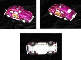 VW Bug Volkswagen Volkswagon Stingin' Bug Tootsie Toy Car Vintage - $16.99