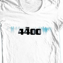 4400 tshirt science fiction tv series graphic tee sci fi white tshirt thumb200
