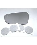 Fits 17-18 Kia Forte Left Driver Mirror Glass Lens w/ BlindSpot Crosspat... - $33.61