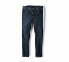 The Children's Place Slim Size Boys Skinny Jeans, Deep Blue 9505, 14 NEW... - $13.09