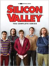 Silicon Valley Complete Series Season 1 2 3 4 5 6 Collection DVD 1-6 New... - $99.95