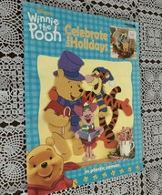 Leisure Arts Book 1883 Winnie the Pooh Celebrate the Holidays In Plastic Canvas - $12.99