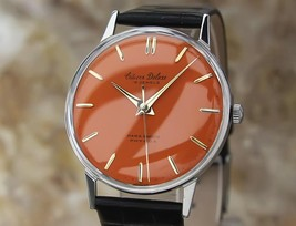 Citizen DeLuxe Men's Stainless Steel Manual Vintage 1960s Japanese Watch... - $391.02