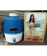 1978 Sears & Roebuck Ted Williams vintage 3 gallon water drink spigot ju... - $34.95
