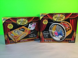 New The Amazing Zhus Bundle Tomato Can And Magician Card And Cereal Box Set Gift - $11.30