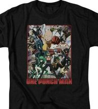 One Punch Man Anime TV series Superhero Saitama graphic t-shirt OPM118 image 3