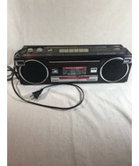 Panasonic RX FM15 AM FM  stereo cassette boombox Working Condition Clean - $42.75