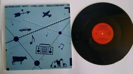 "The Smalltown Boys Beatski Mix Vinyl 12"" EP Record 1988 Synth-Pop Bronsk... - $22.23"