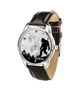 Bigfoot Believe Hide & Seek Wristwatch Men Women watch Birthday Christma... - $39.99