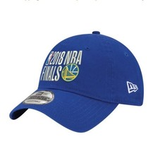 New Era Men's 2018 NBA Finals Golden State Warriors  Royal Adjustable Hat  - $807,78 MXN