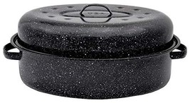 Granite Ware 19-Inch Covered Oval Roaster - $16.51