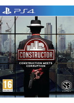 Constructor PS4 BRAND NEW SEALED PLAYSTATION 4 EU ENGLISH - $23.84