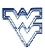 West Virginia University WVU WV Letters Cookie Cutter USA PR3884 - $2.99