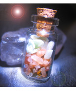FREE W $30 OR MORE WITCH'S VIAL 300X LUCK PROTECTION MAGICK WITCH CASSIA4 - $0.00