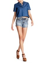 Silver Jeans Co. Aiko Mid Short 32 - $50.00