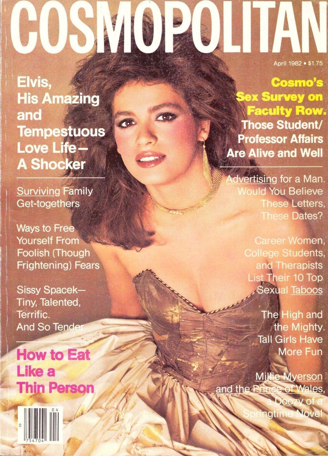 b03135d0f5 1982 Cosmopolitan Magazine Gia Carangi Elvis and 50 similar items