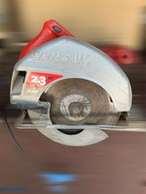 """skil saw 5400 2.3 Hp 12 Amp 7 1/4"""".   Saw Runs But Issue With Spindle Drive. - $17.82"""