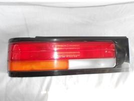 90-92 INFINITI M30 LEFT DRIVERS TAIL LIGHT BLACK TRIM OEM 91 - $53.22