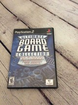 Ultimate Board Game Collection PlayStation 2 Complete 20 Classic Games - $1.99