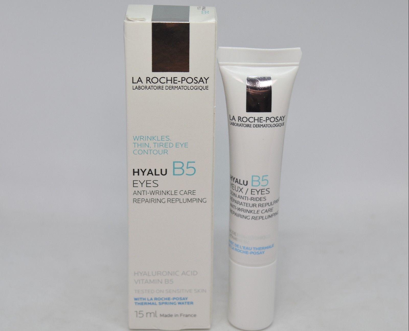 La Roche-Posay Hyalu B5 Anti-Wrinkle Eye Cream, 15ml [BB 03/22] [New&Sealed] - $14.49