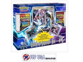 Pokemon Clash of Legends Palkia & Dialga Box Sealed TCG 4 Booster Packs & Promos - $99.99