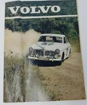 Vintage 1966 Volvo Dealer Swedish Quality Showroom Sales Brochure - $18.95