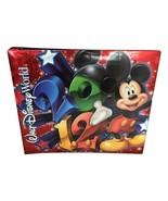 "Large Red 2012 Walt Disney World Memories Scrapbook Photo Album 14"" - $49.99"