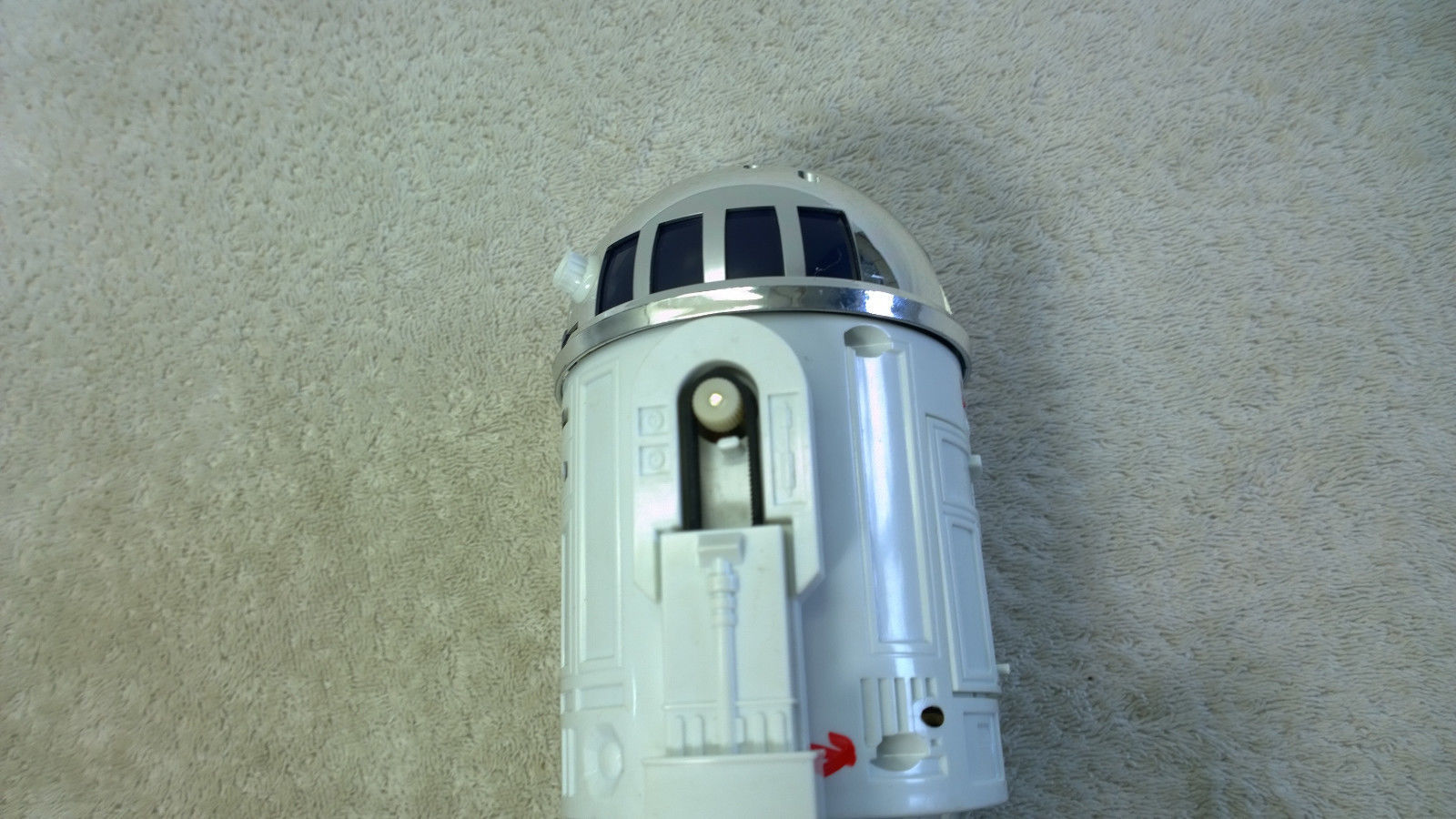 Star Wars Vintage 1978 Original Mock up Prototype Disc Firing Takara R2D2