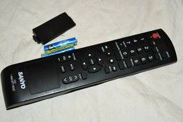 Sanyo K82 Hdtv Smart Tv Oem Remote Tested W Batteries For FVD48P4, FVD48P4/R4 - $14.88