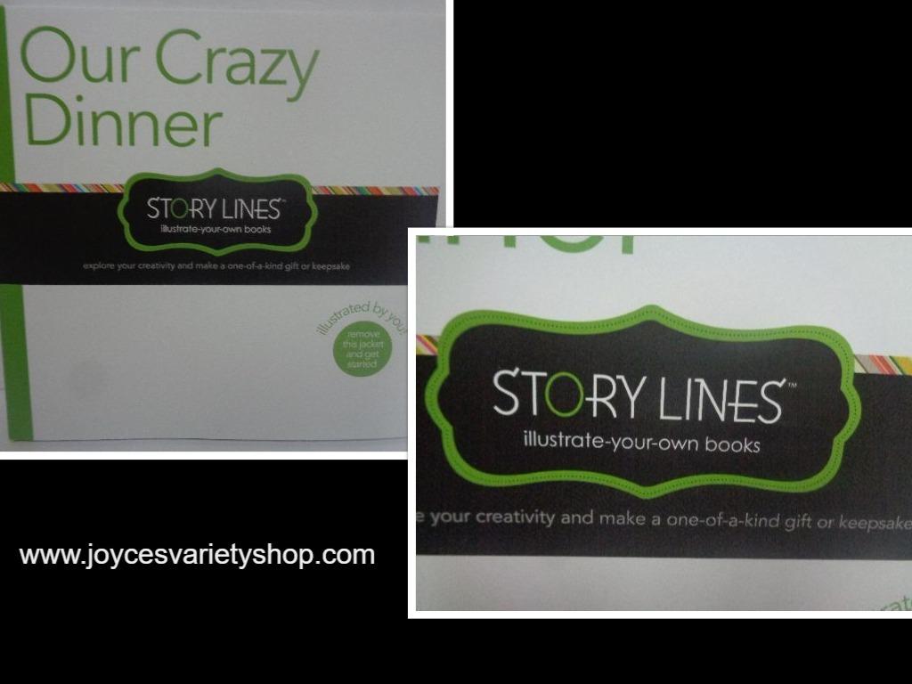 Crazy dinner web book collage 2018 02 16