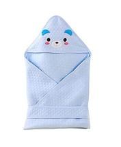 Thin Swaddling Clothes/Blanket/Bathrobe Soft Comfortable Bamboo Fiber&Cotton image 2