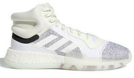Adidas Marquee Boost White Size 10 Brand New W/BOX Fast Shipping (G28978) - $98.55