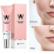 30ml VENZEN W Primer Make Up Shrink Pore Primer Base Smooth Face Brighten Makeup - $3.02